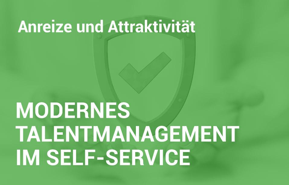 Employer Branding Campus - Seminar - Modernes Talentmanagement im Self-Service